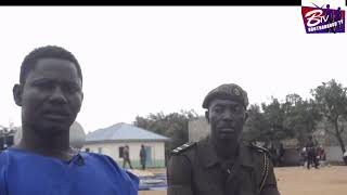 live changing story of a Ghanaian prisoner