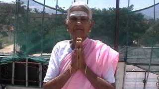 AGE NO FACTOR FOR YOGA, NANNAMAL 93 YEAR OLD EXCELS