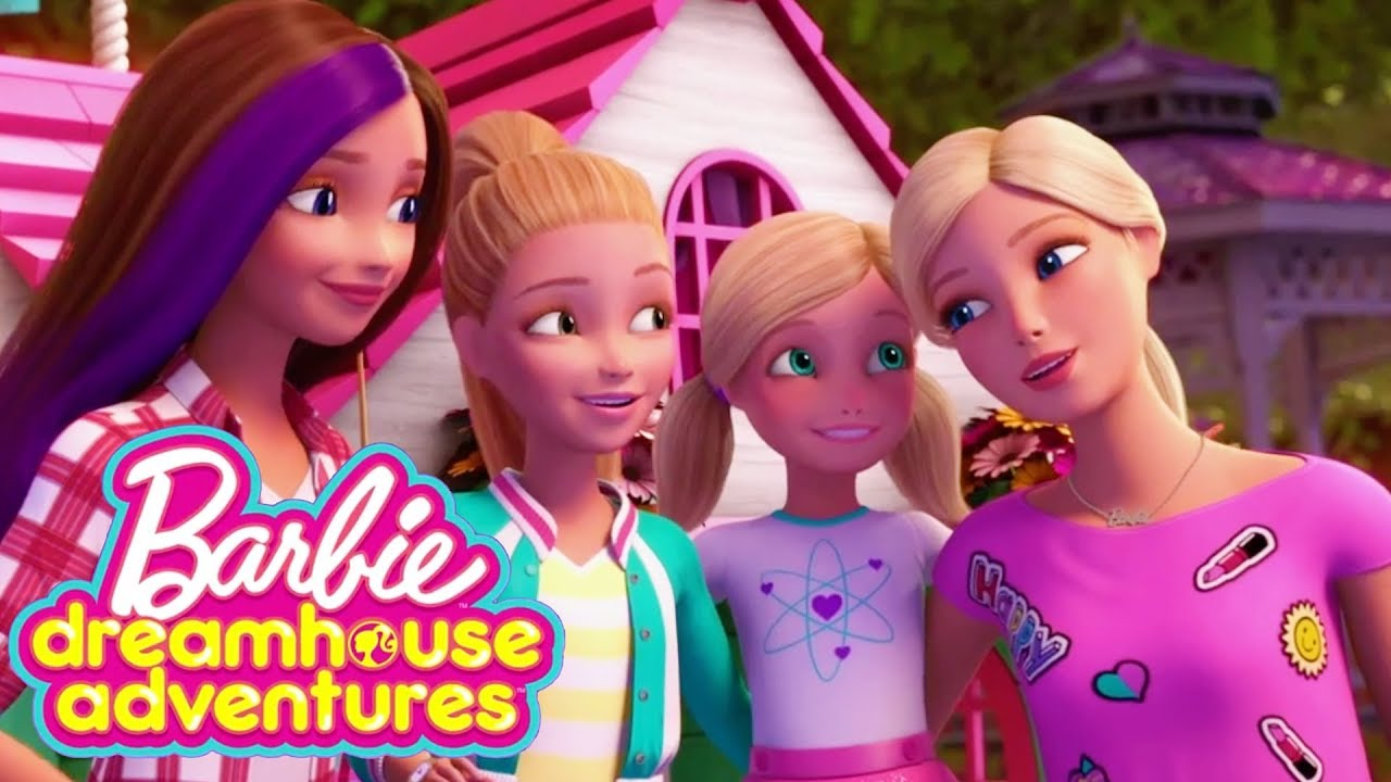Image result for barbie dreamhouse adventures episode 1