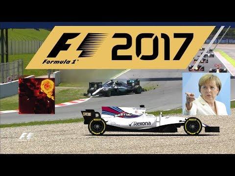 German F1 Racing League - Team Williams