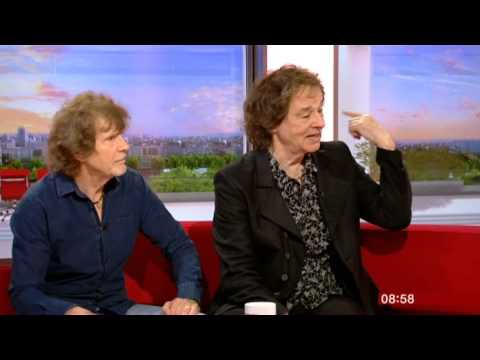 The Zombies BBC Breakfast