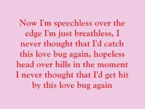 Love Bug - Jonas Brothers (Lyrics)