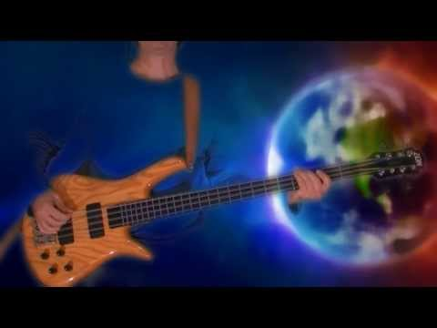 YES - Universal Garden [bassline/bass cover]