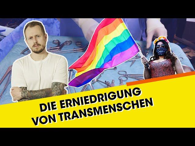 So krass werden Transmenschen erniedrigt
