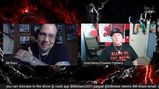 Chattin With Staxx & Chad Marks From Blood On The Razor Wire