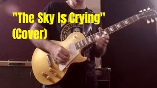GHSBB Rhythm Section- The Sky Is Crying (Cover)