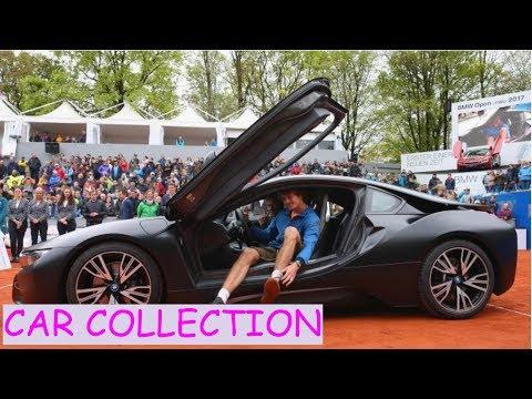Alexander zverev car collection (2018)