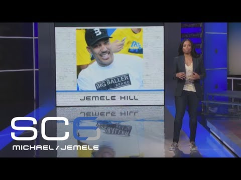 Jemele Hill On LaVar Ball's Response To Kristine Leahy   SC6   May 26, 2017