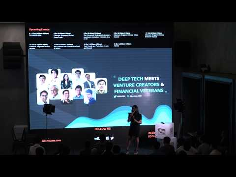 Zilliqa Keynote: Next-Gen Scalable Blockchain