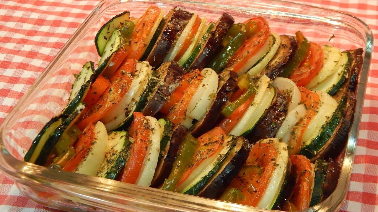 recetas con verduras faciles y ricas