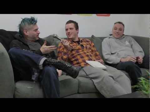 NOFX/SNUFF - Fat Mike & Duncan Redmonds Interview 2012