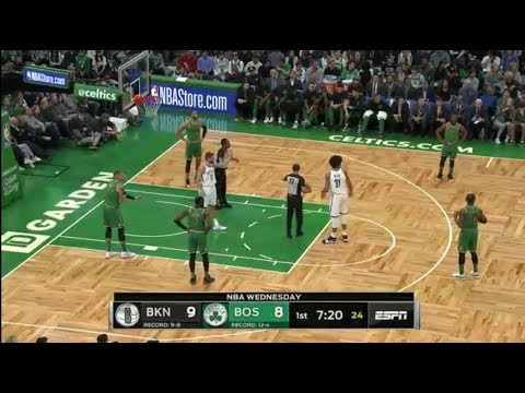 (LIVE) BROOKLYN NETS VS. BOSTON CELTICS - 11/27/19 - GAME BREAKDOWN/COMMENTARY ONLY (NO VIDEO)