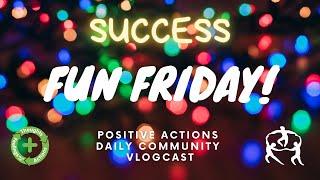 🥳 Fun Friday! 💜 Succces, Éxito ⏰ Oct 23, 2020