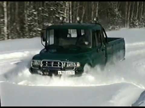 Атаман ГАЗ 2308