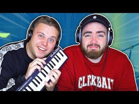 Teaching KON How to Make a Song