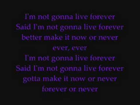 Cinema Bizarre - Forever or Never Karaoke