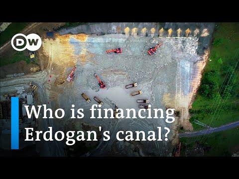 Canal Istanbul: Erdogan's megaproject raises global concerns | DW News