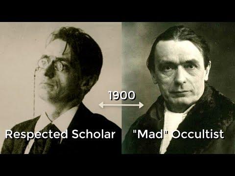 "#1 Rudolf Steiner: Respected Scholar Or ""Mad"" Occultist?"