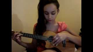 There she goes (ukulele cover)