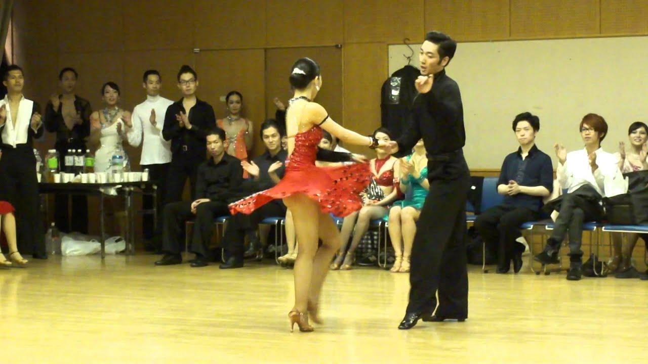 社交 ダンス チャチャチャ