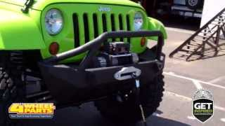 Jeep JK Wrangler Parts Santa Rosa CA 4 Wheel Parts