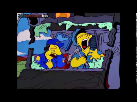 The Simpsons - NOOOOOOOOOO!!!