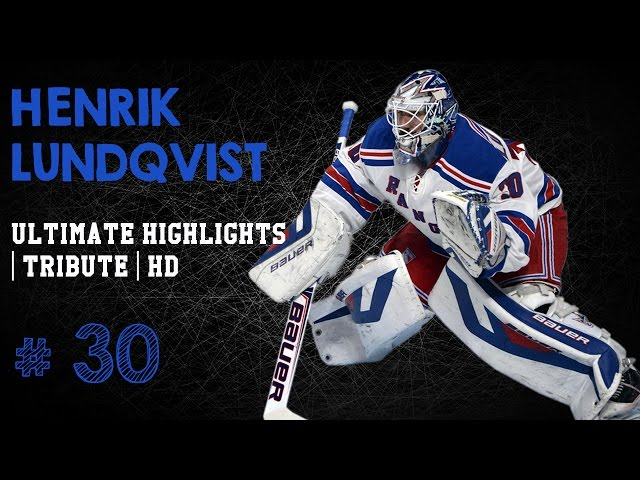 Henrik Lundqvist Ultimate Highlights | Tribute | HD
