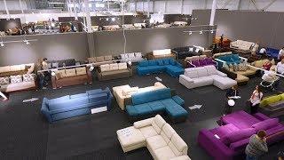В Житомире открылся новый гипермаркет мебели ROLF, аналогов которому в Украине нет(, 2017-07-29T14:50:18.000Z)