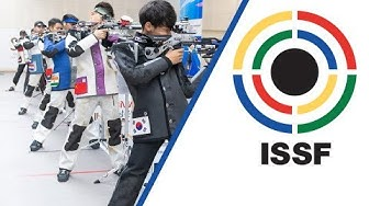 10m Air Rifle Men Final - 2018 ISSF World Championship in all events in Changwon (KOR)