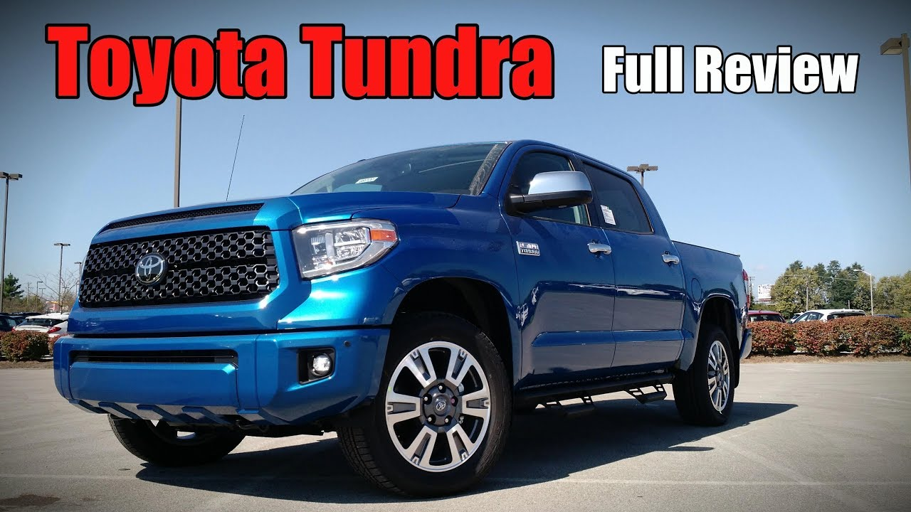 2018 Toyota Tundra Full Review Platinum 1794 Edition