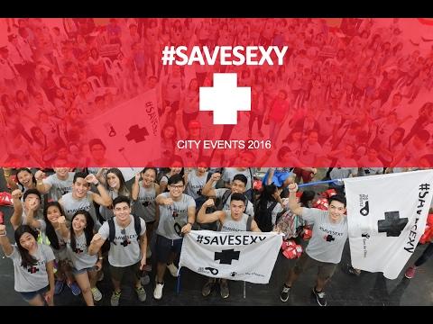 #SaveSexy City Events