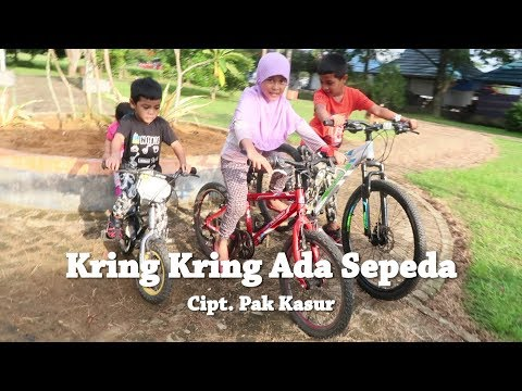 Kring Kring There Are Bicycles New Version Song & Lyrics