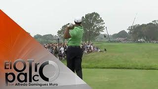 La vida de Tiger Woods