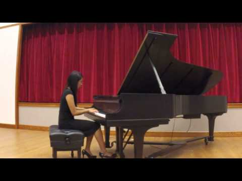 Lyshll's Junior Solo Piano Recital
