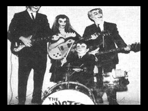 at the munsters (rare song)