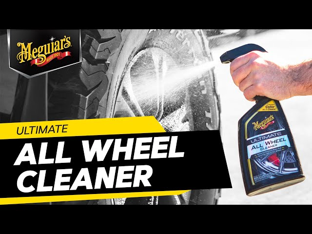 Meguiar's Ultimate All Wheel Cleaner – Features and Benefits