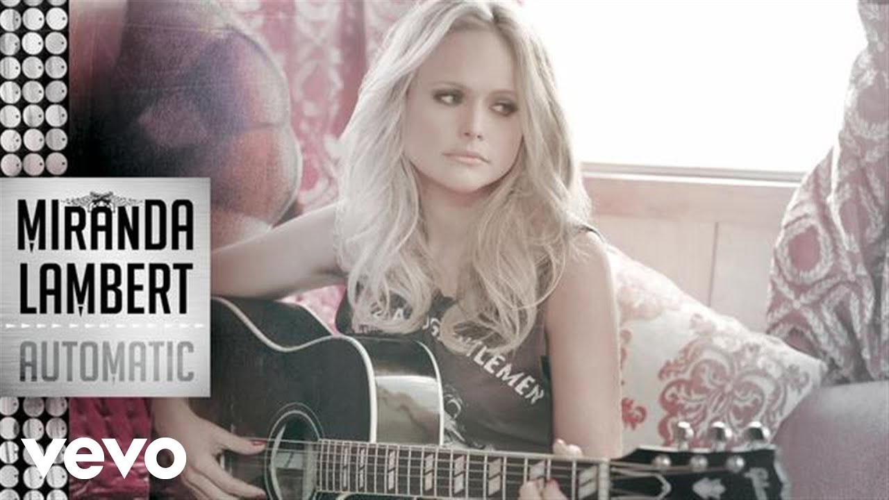 Miranda Lambert - Automatic (Audio)