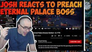 Methodjosh reacts to Preach gaming