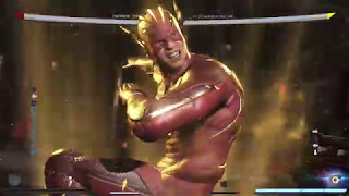 Injustice 2 - Flash Fists of Fury Tech