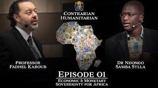 CH LIVE 01 - Economic and Monetary Sovereignty for Africa w/ Fadhel Kaboub and Ndongo Samba Sylla