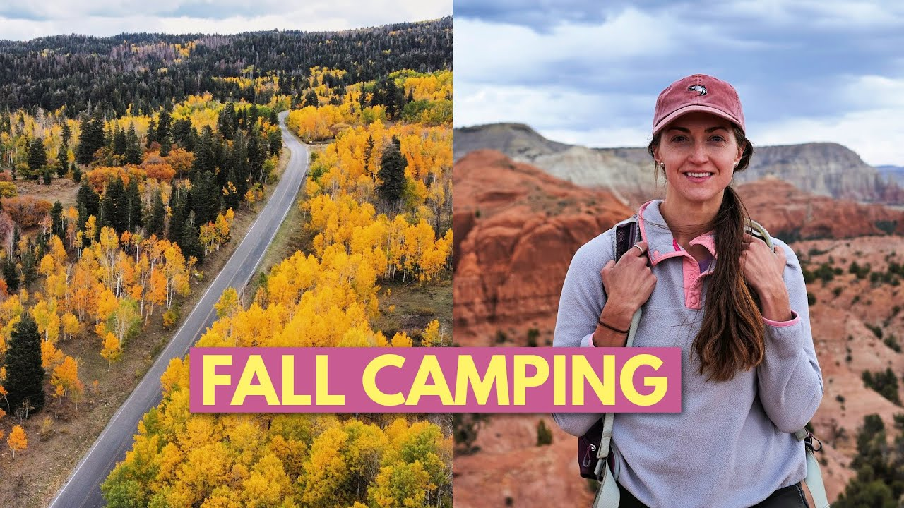 Download Life in the Fall *solo camping and hiking* (VLOG)