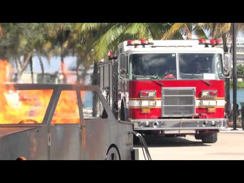 City Of Miami Fire Expo 2014