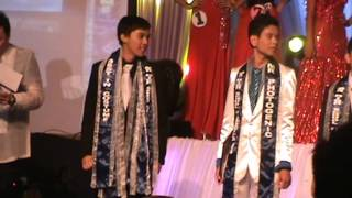 Coronation Nite: Mr. & Ms. High School Minglanilla 2013