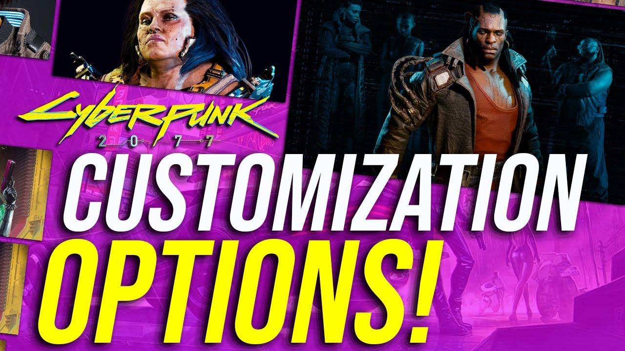 Cyberpunk 2077 - All Customization Options So Far! (Skills, Perks, Weapons, Vehicles, Lifepaths!) thumbnail