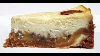 Southern Pecan Cheesecake | EASY TO LEARN | QUICK RECIPES