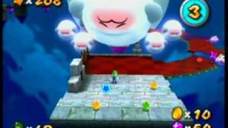 Super Mario Galaxy 2 - Sneaking Down the Creepy Corridor