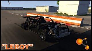 BeamNG.drive - TWIN TURBO LEROY