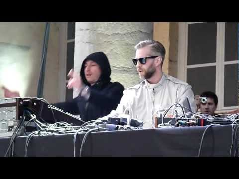 ACID WASHED live @ Inauguration NUITS SONORES 2012