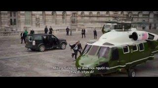 """Phim hành động """"Luân Đôn Thất Thủ"""" Trailer Chính Thức"""