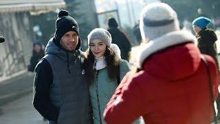 A walk around Kharkiv before the match vs Oleksandriia